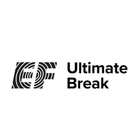 The logo for EF Ultimate Break which is a group tour company that provides group tours for young travelers between 18 and 29 years of age