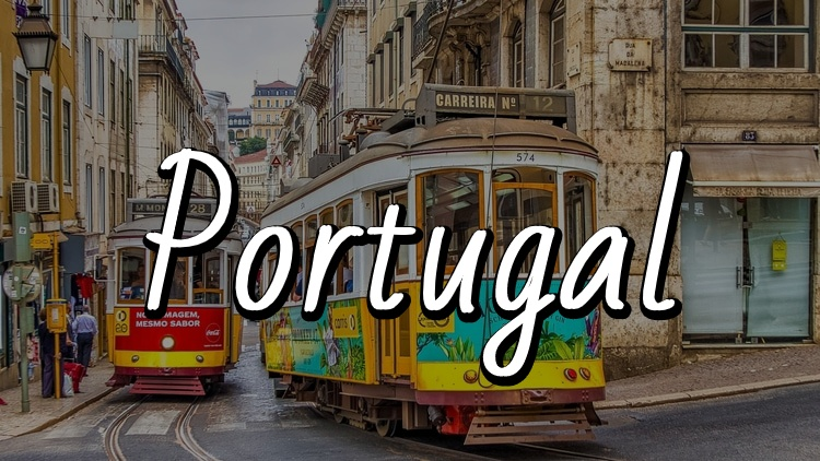 The Ultimate Travel Guide to Portugal by Travel Done Simple