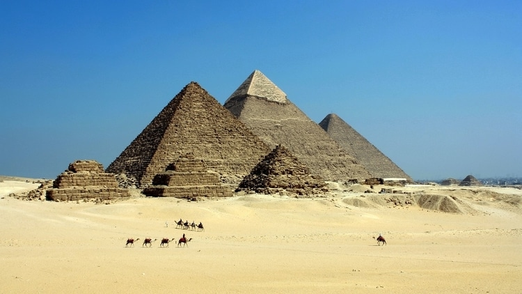Cairo which is a top destination for travelers in Egypt