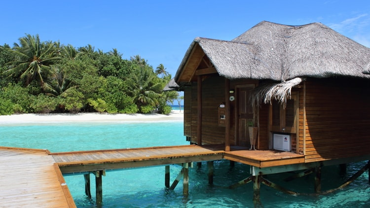 A typical vacation rental that a traveler would stay in during their trip