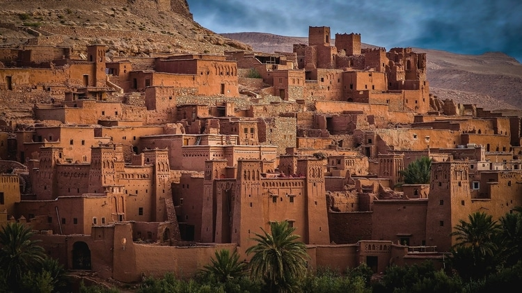 Ait Ben Haddou which is a top destination for travelers in Morocco