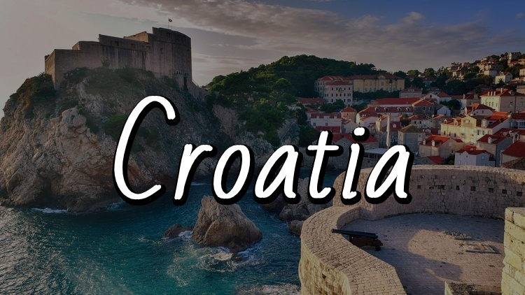 The Ultimate Travel Guide to Croatia by Travel Done Simple
