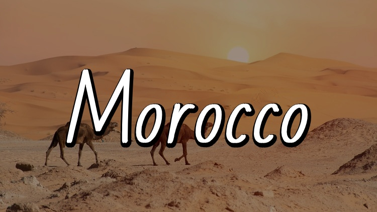 The Ultimate Travel Guide to Morocco by Travel Done Simple