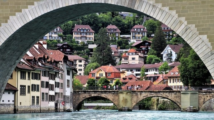 Bern which is a top destination for travelers in Switzerland