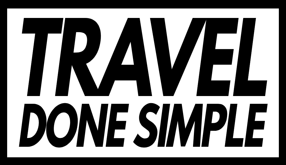 The Travel Done Simple Logo